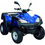 Adly ATV 280 Canyon - ab Bj. 2007