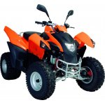 Adly ATV 280 Hurricane - ab Bj 2007