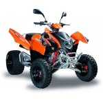 Adly ATV 320 Hurricane 2007 - 2011