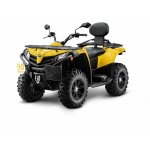 CFMOTO CForce 450 XL DLX EPS Sunshine Edition