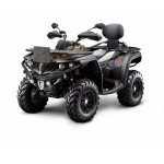 CFMOTO CForce 550 DLX EPS LOF Adventure Edition