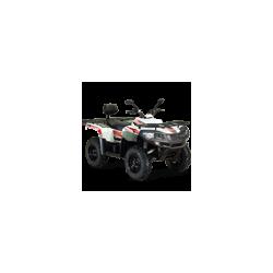 LINHAI 610 4x4 - HYTRACK 610 4x4